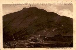 Riesengebirge - Die Schneekoppe (1617) * 27. 6. 1927 - Polen