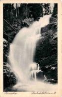 Riesengebirge - Der Zackelfall * 21. 6. 1923 - Polen