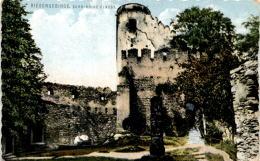Riesengebirge - Burg-Ruine Kynast (9750) - Polen