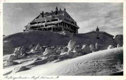Reifträgerbaude Im Riesengebirge * 30. 3. 1938 - Polen