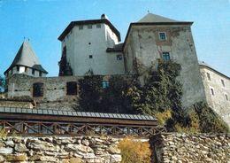 1 AK Österreich - Burgenland * Burg Lockenhaus - Erbaut Um 1250 * - Österreich