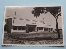 """ SABENA "" Guest House  ELISABETHVILLE ( Thill ) Anno 1954 ( Gekleefd Geweest ) ! - Congo Belge - Autres"