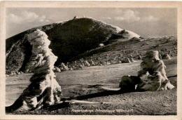 Riesengebirge - Schneekoppe * 23. 3. 1944 - Polen