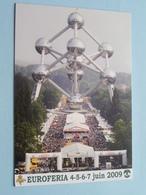 EUROFERIA 4-5-6-7- Juin 2009 ( Jean-Louis Wertz ) Anno 2009 Euroferia Andaluza ! - Feesten En Evenementen