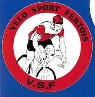 A.C. VELO SPORT FERTOIS V.S.F. - Stickers
