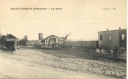 Saint-Sornin-La Gare - Autres Communes