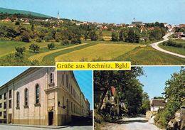 1 AK Österreich - Burgenland * Ansichten Von Rechnitz * - Österreich