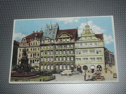 Leipzig - Markt Germany - Leipzig