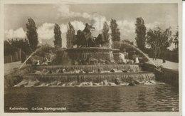 004681  Kobenhavn - Gefion Springvandet  1930 - Dänemark