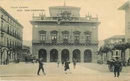 Espagne - Spain - Espana - Pais Vasco - Guipuzcoa ( San Sebastian ) - Irun - Casa Consistorial - état - Guipúzcoa (San Sebastián)