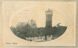 Esbjerg 1911; Anlæ(g)get (Parc) - Circulated. (Ernst Larsen - Aarhus) - Dänemark