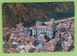 Cartolina CORIGLIANO CALABRO - CS - Viaggiata - Postcard - Piazza Guido Campagna E Castello Campagna - Cosenza