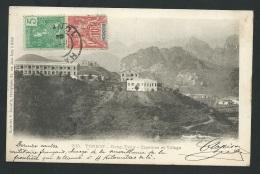 VIETNAM INDOCHINE-  TONKIN -- Dong Dang Casernes Et Village  -  Zbf27 - Viêt-Nam