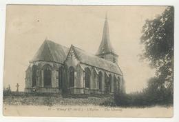 62 - Vimy         L'Eglise - Autres Communes