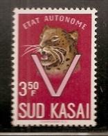 SUD KASAI        OBLITERE - South-Kasaï