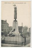 62 - Vimy         Monument Aux Morts - Autres Communes