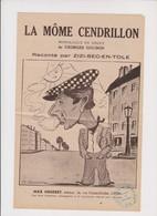 """Monologue En Argot """"La Mome Cendrillon"""" De Georges Goudon. - Poetry"""