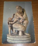 VENERE MUSEO NAZIONALE NAPOLI CARTOLINA - Sculptures