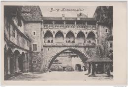 AK - NÖ - Burg Kreuzenstein - 1924 - Korneuburg