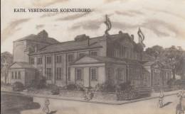 AK - NÖ - Korneuburg - Kath. Vereinshaus - 1910 - Korneuburg