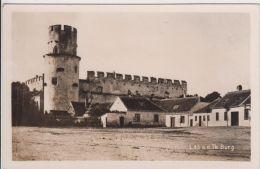 AK - NÖ - Laa A.d. Thaya - Ortsansicht Mit Burg - 1930 - Laa An Der Thaya