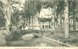 (21) Vallon De FONTAINE-FROIDE : Le Pont De La Maison Du Garde (petite Animation) - Altri Comuni