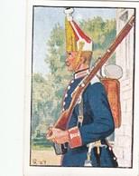 Deutsche Uniformen De 1804 à 1914 -  N° 247 - Cartes De Cigarettes Allemandes STURM De 1932 - Sturm
