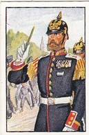 Deutsche Uniformen De 1804 à 1914 -  N° 271 - Cartes De Cigarettes Allemandes STURM De 1932 - Sturm