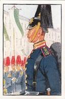 Deutsche Uniformen De 1804 à 1914 -  N° 380 - Cartes De Cigarettes Allemandes STURM De 1932 - Sturm
