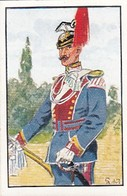 Deutsche Uniformen De 1804 à 1914 -  N° 389 - Cartes De Cigarettes Allemandes STURM De 1932 - Sturm