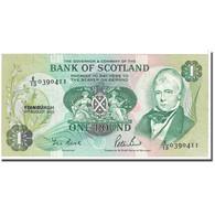 Billet, Scotland, 1 Pound, 1988, 1988-08-19, KM:111g, SPL - [ 3] Scotland
