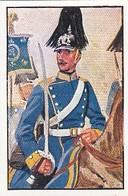Deutsche Uniformen De 1804 à 1914 -  N° 403 - Cartes De Cigarettes Allemandes STURM De 1932 - Sturm