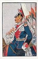 Deutsche Uniformen De 1804 à 1914 -  N° 404 - Cartes De Cigarettes Allemandes STURM De 1932 - Sturm