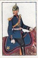 Deutsche Uniformen De 1804 à 1914 -  N° 419 - Cartes De Cigarettes Allemandes STURM De 1932 - Sturm