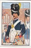 Deutsche Uniformen De 1804 à 1914 -  N° 438 - Cartes De Cigarettes Allemandes STURM De 1932 - Sturm