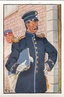 Deutsche Uniformen De 1804 à 1914 -  N° 460 - Cartes De Cigarettes Allemandes STURM De 1932 - Sturm