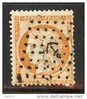 N° 38 OBLITERE ANCRE TB FRAPPE - 1870 Siège De Paris