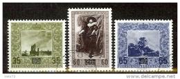 LIECHTENSTEIN N° 288/290 OBLITERES TTB - Liechtenstein