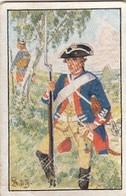 Deutsche Uniformen Friedrichs Le Grand -  N° 35 - Cartes De Cigarettes Allemandes STURM De 1932 - Sturm