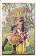Deutsche Uniformen Friedrichs Le Grand -  N° 61 - Cartes De Cigarettes Allemandes STURM De 1932 - Sturm