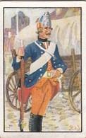 Deutsche Uniformen Friedrichs Le Grand -  N° 62 - Cartes De Cigarettes Allemandes STURM De 1932 - Sturm