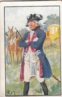 Deutsche Uniformen Friedrichs Le Grand -  N° 63 - Cartes De Cigarettes Allemandes STURM De 1932 - Sturm