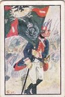 Deutsche Uniformen Friedrichs Le Grand -  N° 65 - Cartes De Cigarettes Allemandes STURM De 1932 - Sturm