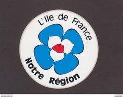 Notre Region  Ile De France - Stickers