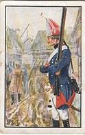 Deutsche Uniformen Friedrichs Le Grand -  N° 66 - Cartes De Cigarettes Allemandes STURM De 1932 - Sturm