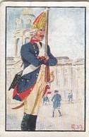 Deutsche Uniformen Friedrichs Le Grand -  N° 70 - Cartes De Cigarettes Allemandes STURM De 1932 - Sturm