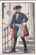 Deutsche Uniformen Friedrichs Le Grand -  N° 71 - Cartes De Cigarettes Allemandes STURM De 1932 - Sturm