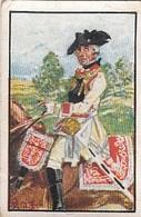 Deutsche Uniformen Friedrichs Le Grand -  N° 73 - Cartes De Cigarettes Allemandes STURM De 1932 - Sturm