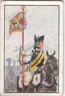 Deutsche Uniformen Friedrichs Le Grand -  N° 76 - Cartes De Cigarettes Allemandes STURM De 1932 - Sturm