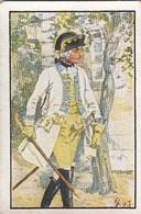 Deutsche Uniformen Friedrichs Le Grand -  N° 77 - Cartes De Cigarettes Allemandes STURM De 1932 - Sturm